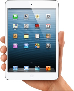 You could win this iPad Mini!